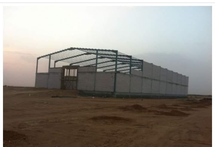 بناء وتركيب الهناجر في مكة وجدة والطائف بأعلى جودة وأسعار مناسبة