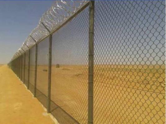 تركيب شبوك زراعية وتسوير اراضي في مكة وجدة والطائف