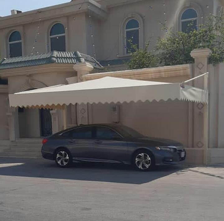 مظلات سيارات مكة المكرمة وجدة تصاميم عصرية  وأسعار مميزة