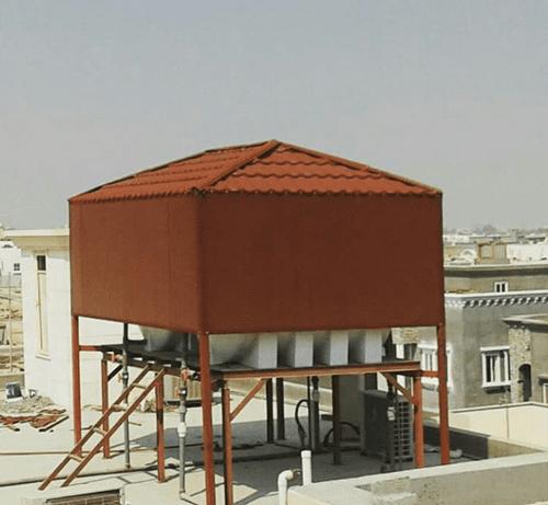 مظلات تغطية خزانات المياه - أفضل الأنواع وأقل الأسعار